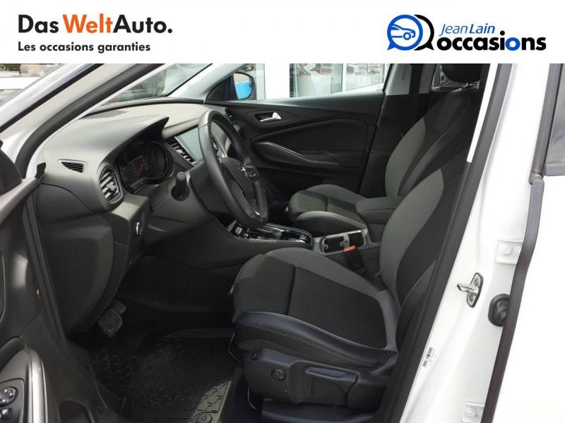 Opel Grandland X Grandland X 2.0 CDTI 177 ch BVA8 Ultimate 5p Blanc occasion à Tournon - photo n°11