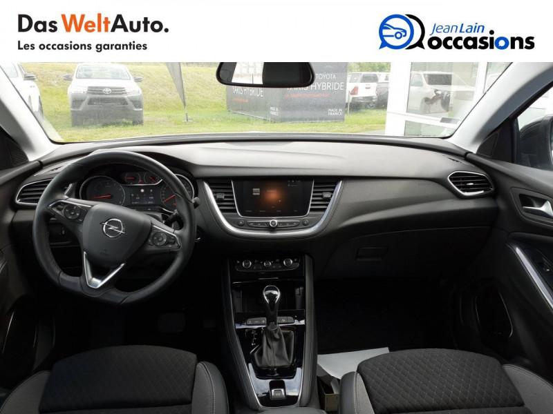 Opel Grandland X Grandland X 2.0 CDTI 177 ch BVA8 Ultimate 5p Blanc occasion à Tournon - photo n°18