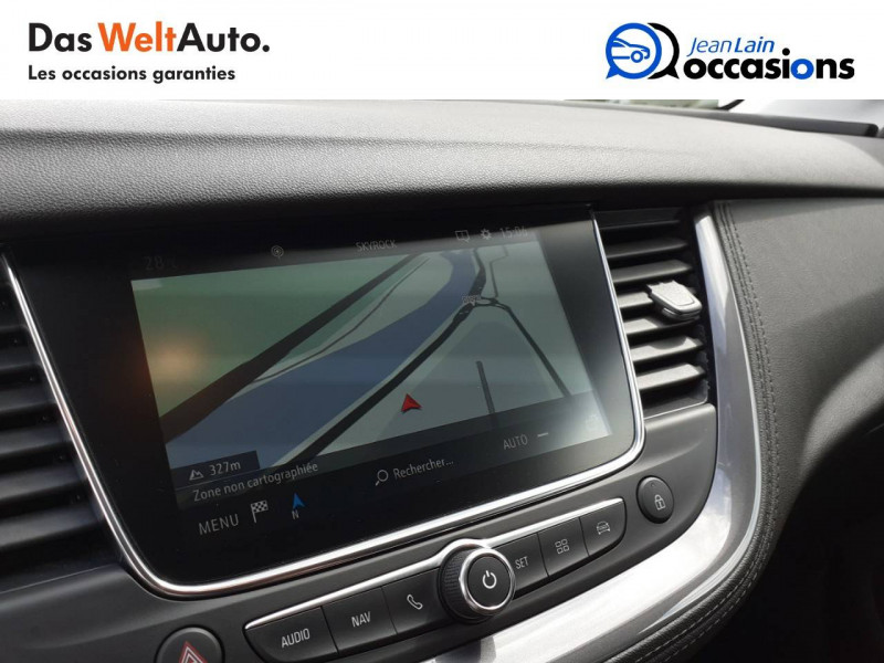 Opel Grandland X Grandland X 2.0 CDTI 177 ch BVA8 Ultimate 5p Blanc occasion à Tournon - photo n°15