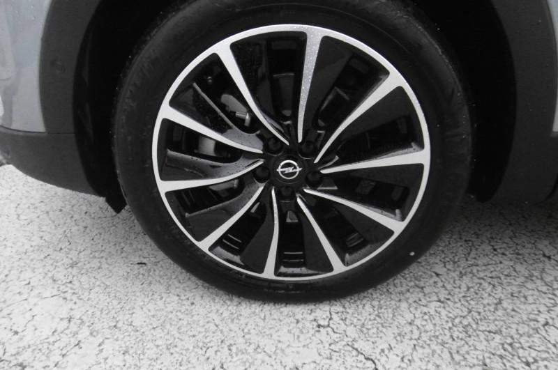 Opel Grandland X Grandland X Hybrid 225 ch BVA8 Elite 5p Gris occasion à Brive-la-Gaillarde - photo n°4