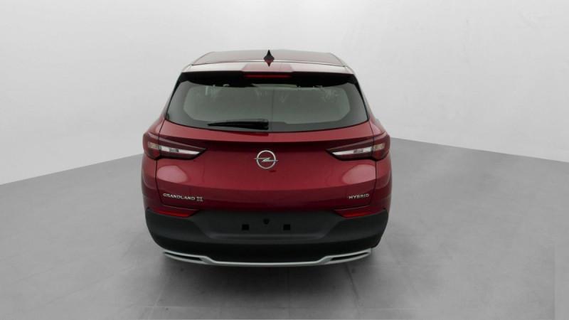 Opel Grandland X HYBRID 225 CH BVA8 ELEGANCE BUSINESS Rouge occasion à SAINT-GREGOIRE - photo n°5