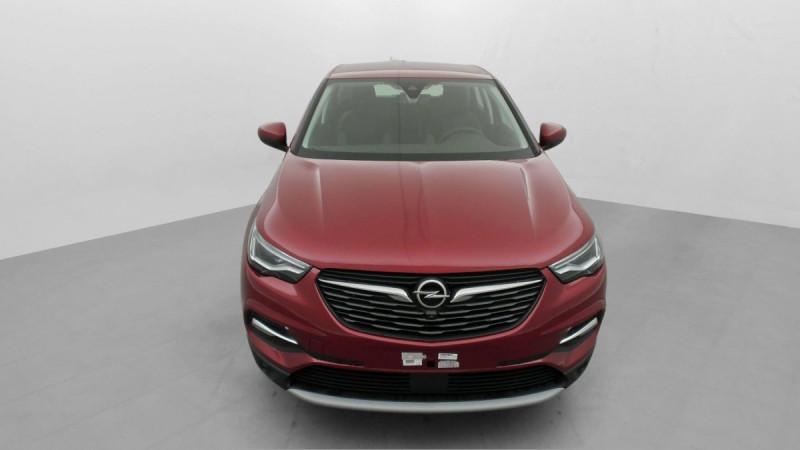 Opel Grandland X HYBRID 225 CH BVA8 ELEGANCE BUSINESS Rouge occasion à SAINT-GREGOIRE - photo n°2