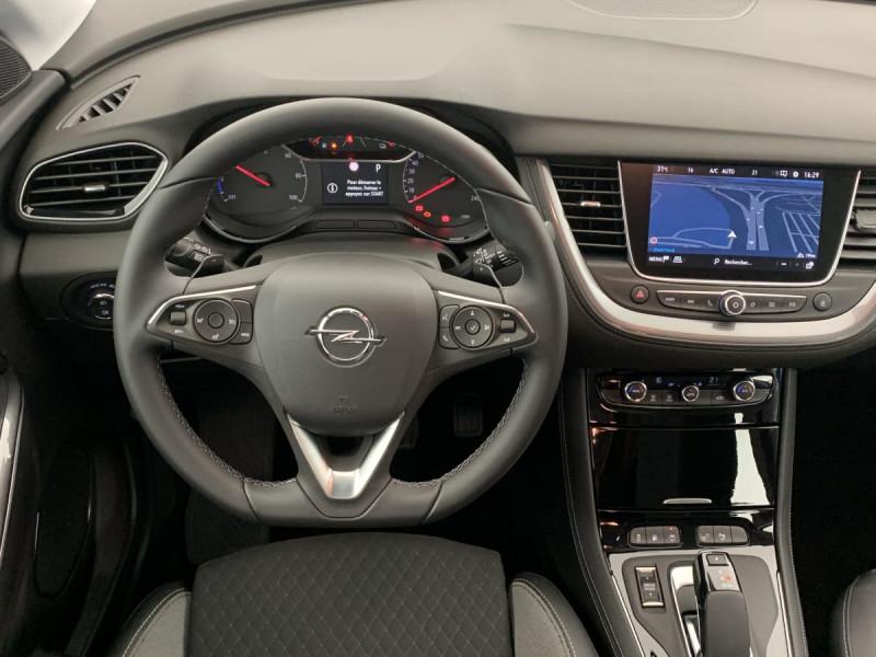 Opel Grandland X HYBRID 225 CH BVA8 ELEGANCE BUSINESS Bleu occasion à SAINT-GREGOIRE - photo n°11
