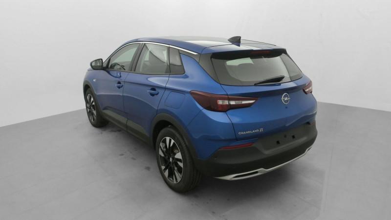 Opel Grandland X HYBRID 225 CH BVA8 ELEGANCE BUSINESS Bleu occasion à SAINT-GREGOIRE - photo n°4