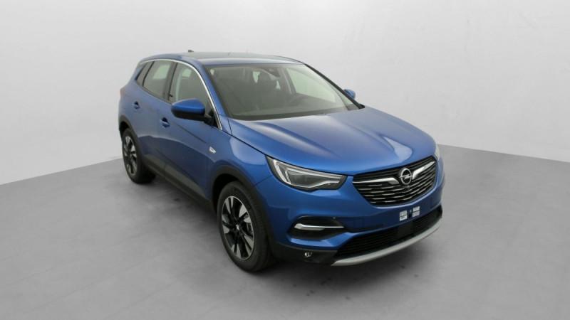 Opel Grandland X HYBRID 225 CH BVA8 ELEGANCE BUSINESS Bleu occasion à SAINT-GREGOIRE