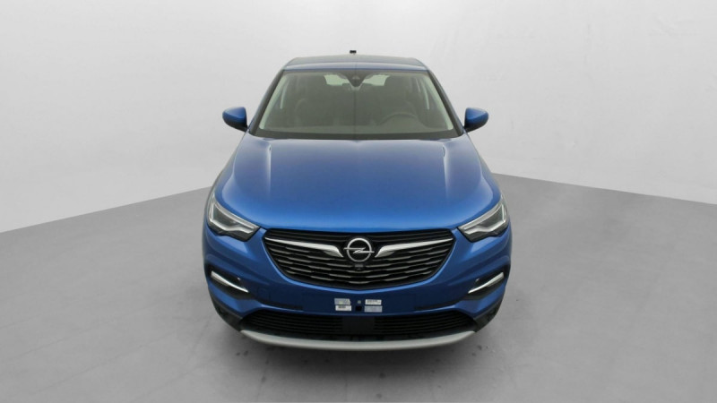 Opel Grandland X HYBRID 225 CH BVA8 ELEGANCE BUSINESS Bleu occasion à SAINT-GREGOIRE - photo n°2