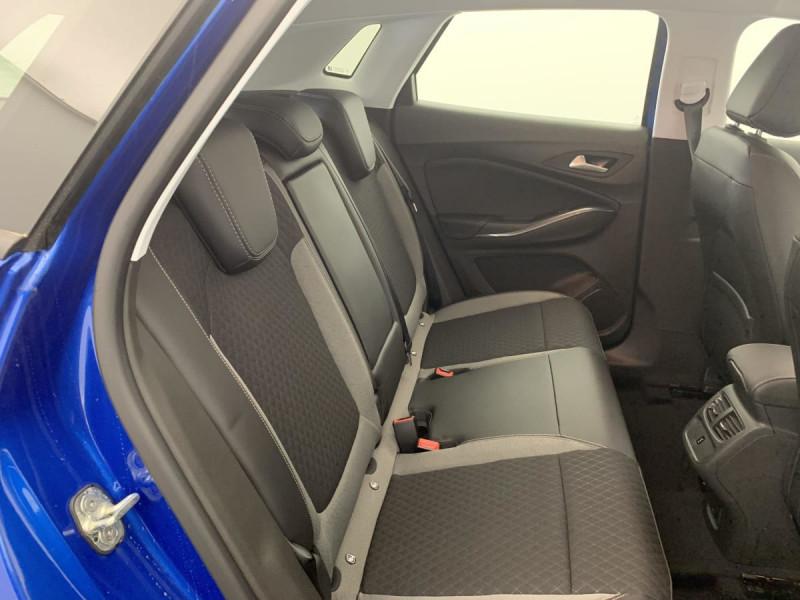 Opel Grandland X HYBRID 225 CH BVA8 ELEGANCE BUSINESS Bleu occasion à SAINT-GREGOIRE - photo n°8