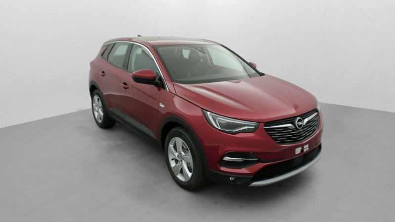Opel Grandland X HYBRID 225 CH BVA8 ELEGANCE BUSINESS Rouge occasion à SAINT-GREGOIRE