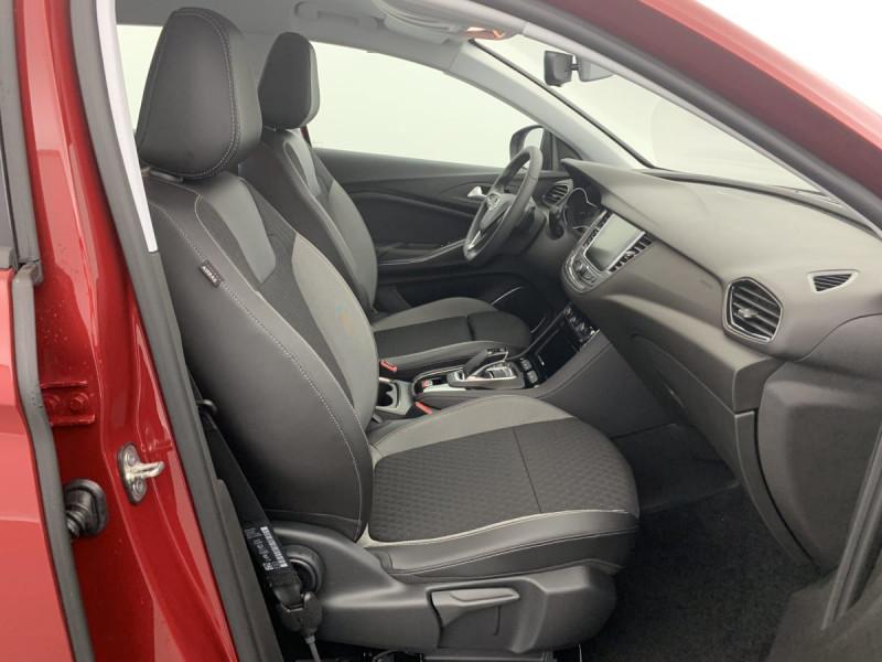 Opel Grandland X HYBRID 225 CH BVA8 ELEGANCE BUSINESS Rouge occasion à SAINT-GREGOIRE - photo n°7