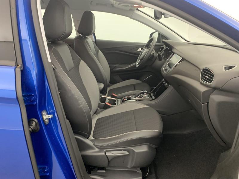 Opel Grandland X HYBRID 225 CH BVA8 ELEGANCE BUSINESS Bleu occasion à SAINT-GREGOIRE - photo n°7