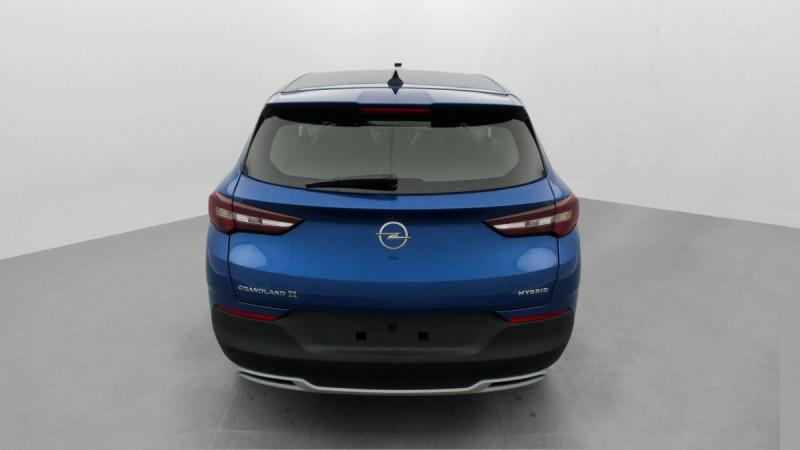 Opel Grandland X HYBRID 225 CH BVA8 ELEGANCE BUSINESS Bleu occasion à SAINT-GREGOIRE - photo n°5