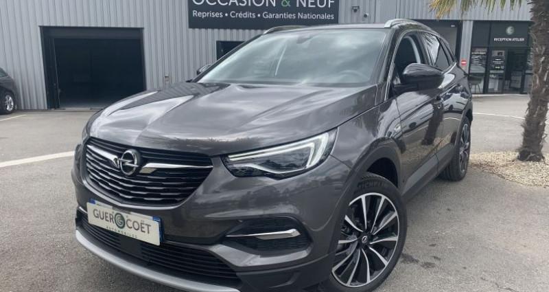 Opel Grandland X HYBRID 225CH ELITE 10CV Gris occasion à GUER - photo n°2