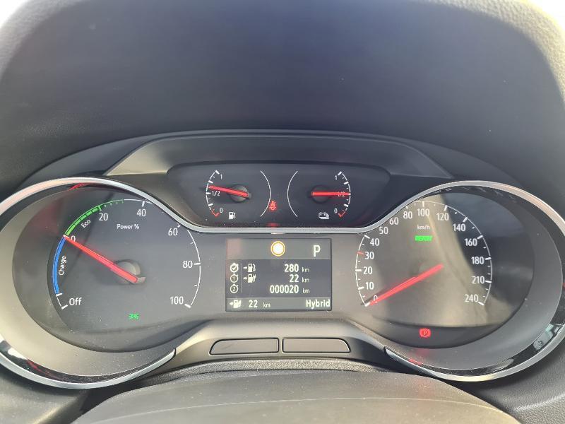 Opel Grandland X Hybrid 225ch Elite 10cv Blanc occasion à Barberey-Saint-Sulpice - photo n°11