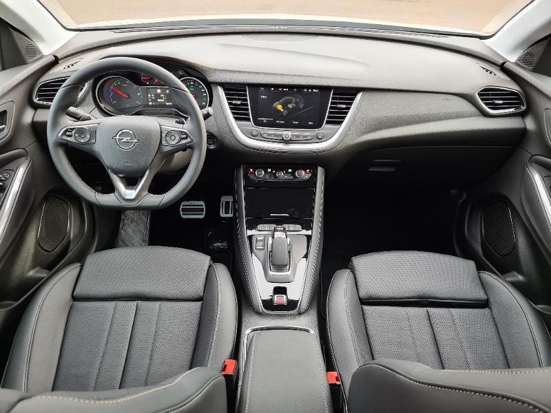 Opel Grandland X Hybrid 225ch Ultimate 10cv Blanc occasion à Barberey-Saint-Sulpice - photo n°3