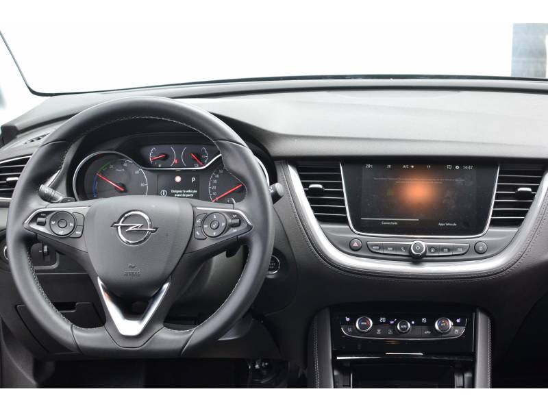 Opel Grandland X Hybrid4 300 ch AWD BVA8 Elite Noir occasion à Toulenne - photo n°10