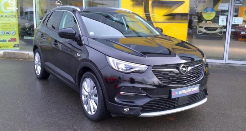 Opel Grandland X Hybrid4 300ch Ultimate Noir occasion à vert-saint-denis