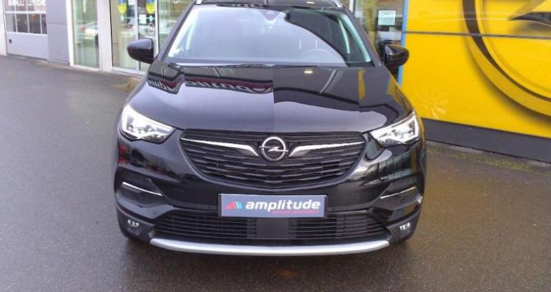 Opel Grandland X Hybrid4 300ch Ultimate Noir occasion à vert-saint-denis - photo n°2