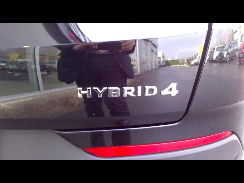 Opel Grandland X Hybrid4 300ch Ultimate Noir occasion à Vert-Saint-Denis - photo n°8