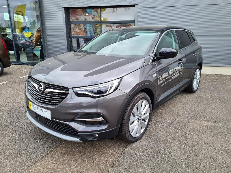 Opel Grandland X Hybrid4 300ch Ultimate Gris occasion à Sens