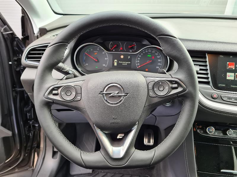 Opel Grandland X Hybrid4 300ch Ultimate Gris occasion à Sens - photo n°12