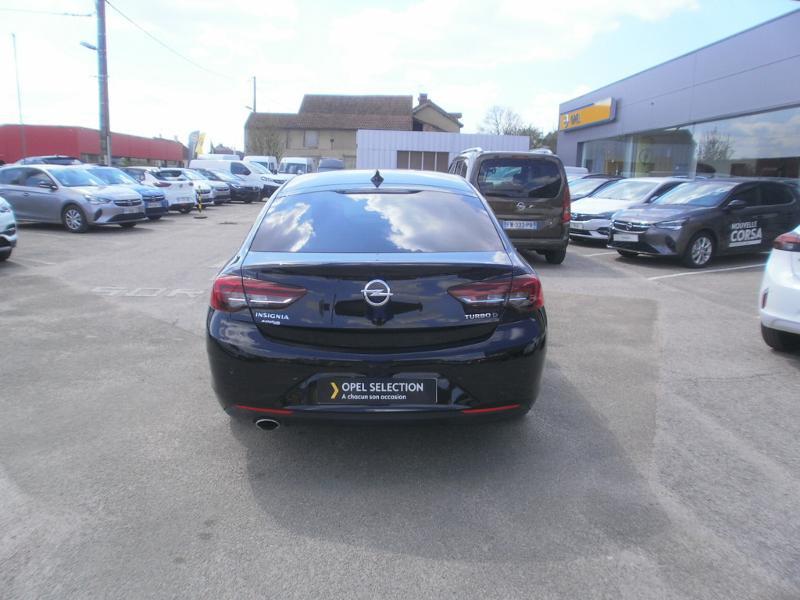 Opel Insignia Grand Sport 2.0 D 170ch Elite AT8 Euro6dT Noir occasion à Auxerre - photo n°4