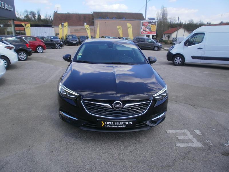 Opel Insignia Grand Sport 2.0 D 170ch Elite AT8 Euro6dT Noir occasion à Auxerre - photo n°8