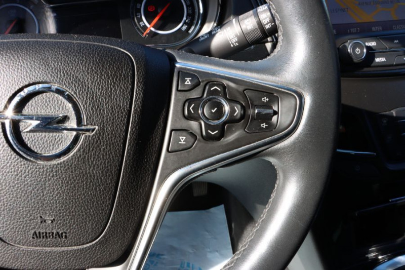 Opel Insignia Sports Tourer 2.0 CDTI 163 BVA COSMO PACK AUTO Gris occasion à Lescure-d'Albigeois - photo n°16