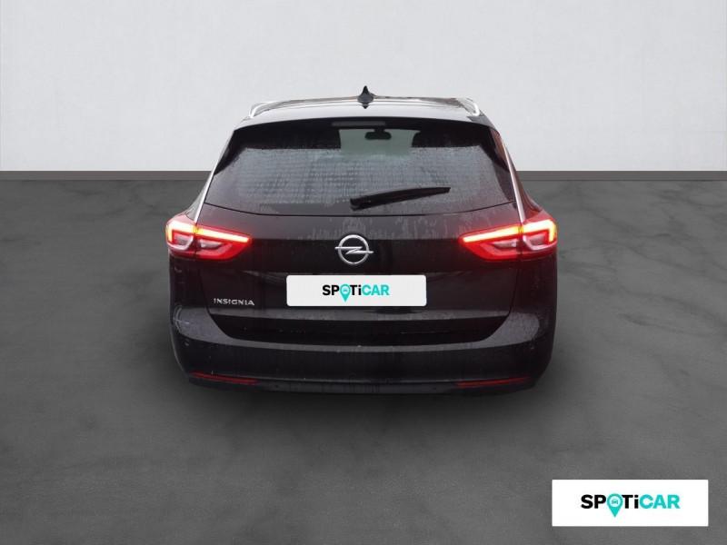 Opel Insignia Sports Tourer Insignia Sport Tourer 1.6 D 136 ch ECOTEC BVA6 Elite Noir occasion à ONET LE CHATEAU - photo n°5
