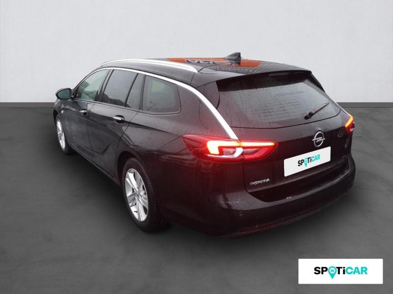 Opel Insignia Sports Tourer Insignia Sport Tourer 1.6 D 136 ch ECOTEC BVA6 Elite Noir occasion à ONET LE CHATEAU - photo n°7