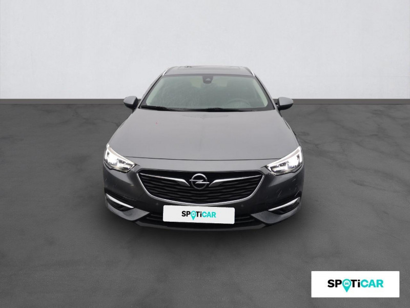 Opel Insignia Sports Tourer Insignia Sports Tourer 1.6 D 136 ch Elite Gris occasion à VILLEFRANCHE DE ROUERGUE - photo n°2