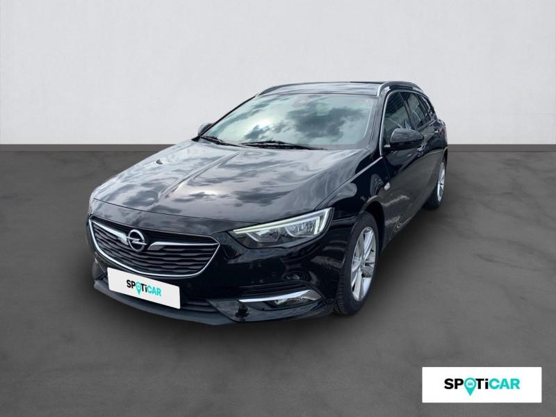 Opel Insignia Sports Tourer Insignia Sports Tourer 1.6 Diesel 136 ch Innovation Noir occasion à MILLAU