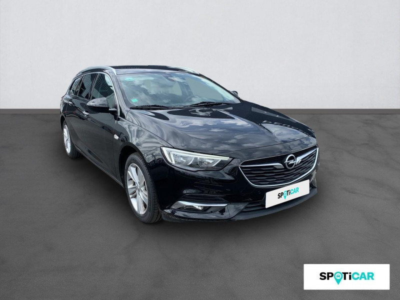 Opel Insignia Sports Tourer Insignia Sports Tourer 1.6 Diesel 136 ch Innovation Noir occasion à MILLAU - photo n°3