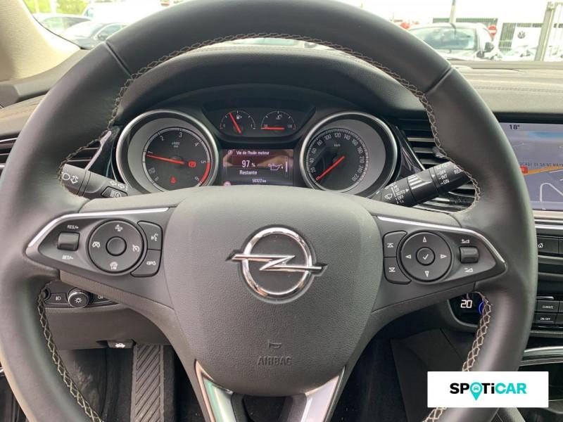 Opel Insignia Sports Tourer Insignia Sports Tourer 1.6 Diesel 136 ch Innovation Noir occasion à MILLAU - photo n°14