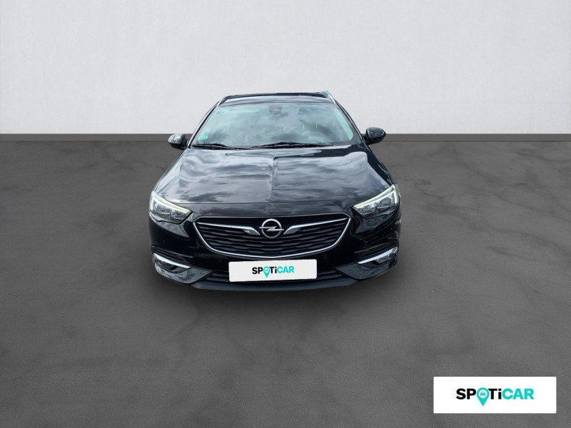 Opel Insignia Sports Tourer Insignia Sports Tourer 1.6 Diesel 136 ch Innovation Noir occasion à MILLAU - photo n°2