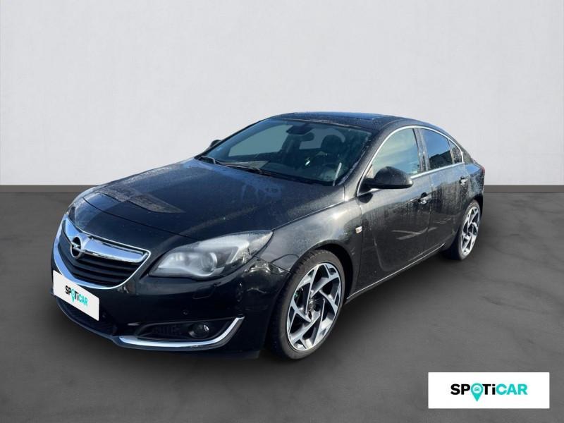 Opel Insignia 2.0 CDTI 170 ch BlueInjection ecoFlex Elite Noir occasion à ONET LE CHATEAU