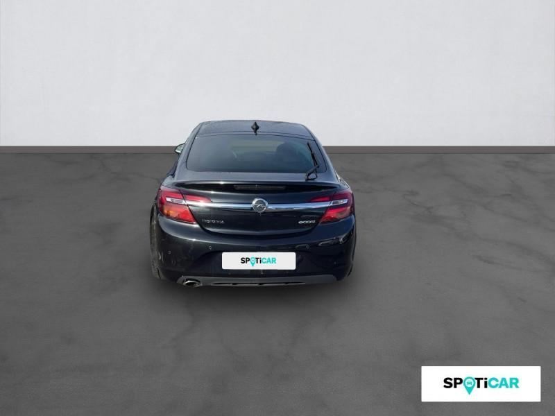 Opel Insignia 2.0 CDTI 170 ch BlueInjection ecoFlex Elite Noir occasion à ONET LE CHATEAU - photo n°5