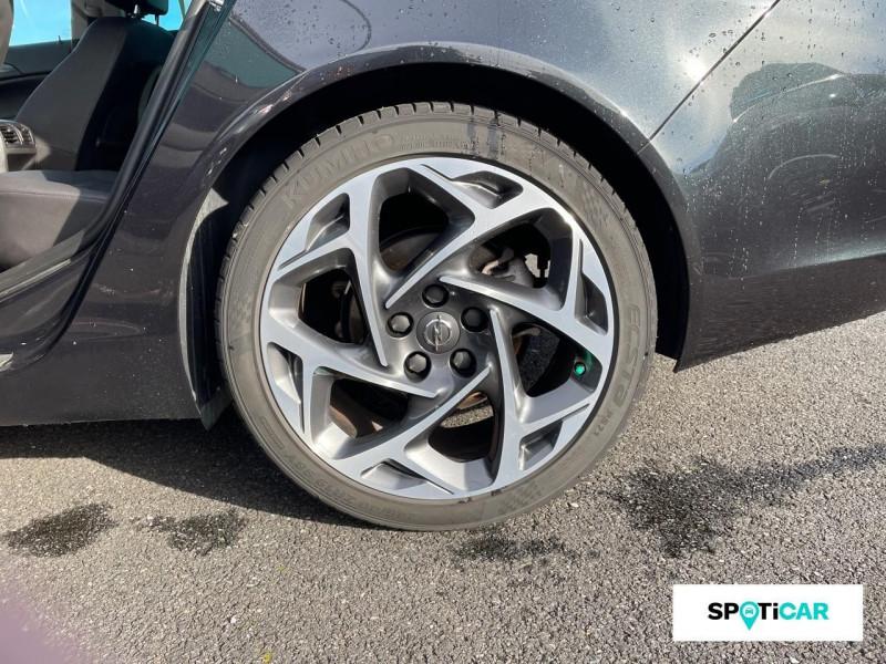 Opel Insignia 2.0 CDTI 170 ch BlueInjection ecoFlex Elite Noir occasion à ONET LE CHATEAU - photo n°11
