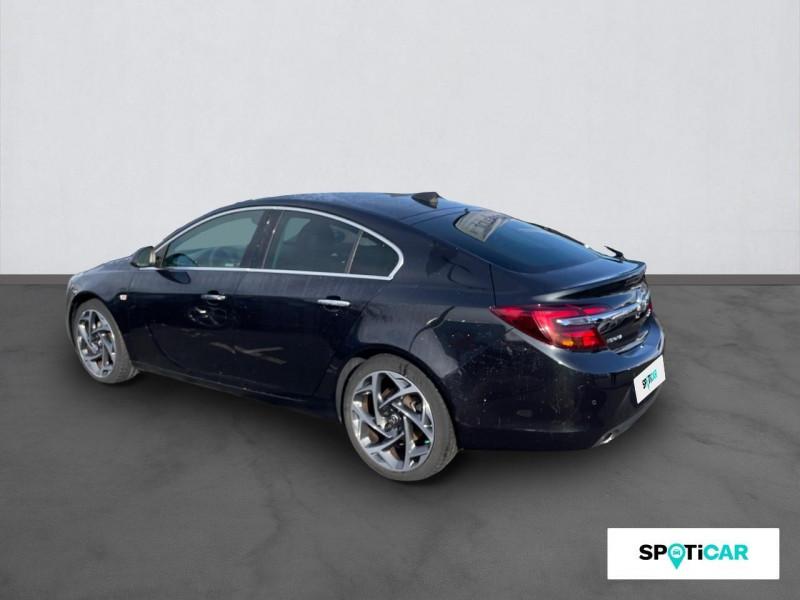 Opel Insignia 2.0 CDTI 170 ch BlueInjection ecoFlex Elite Noir occasion à ONET LE CHATEAU - photo n°7