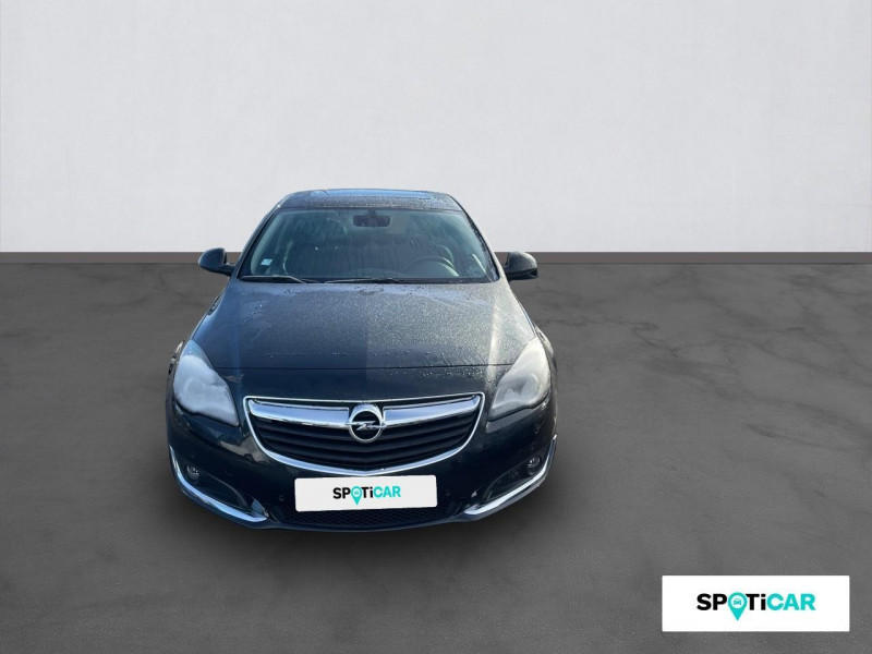 Opel Insignia 2.0 CDTI 170 ch BlueInjection ecoFlex Elite Noir occasion à ONET LE CHATEAU - photo n°2