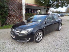 Opel Insignia Noir, garage AUTOS 4X4 AZUR à Aucamville