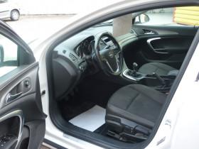 Opel Insignia 2.0 CDTI110 FAP Edition 5p Blanc occasion à Portet-sur-Garonne - photo n°5