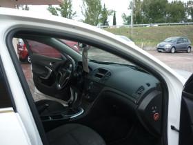 Opel Insignia 2.0 CDTI110 FAP Edition 5p Blanc occasion à Portet-sur-Garonne - photo n°9