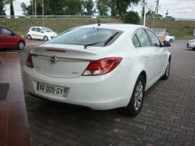 Opel Insignia 2.0 CDTI110 FAP Edition 5p Blanc occasion à Portet-sur-Garonne - photo n°2