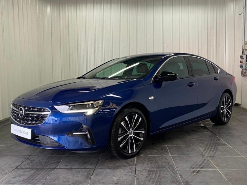 Opel Insignia GRAND SPORT 1.5 Diesel 122 ch BVA8 Bleu occasion à CONCARNEAU