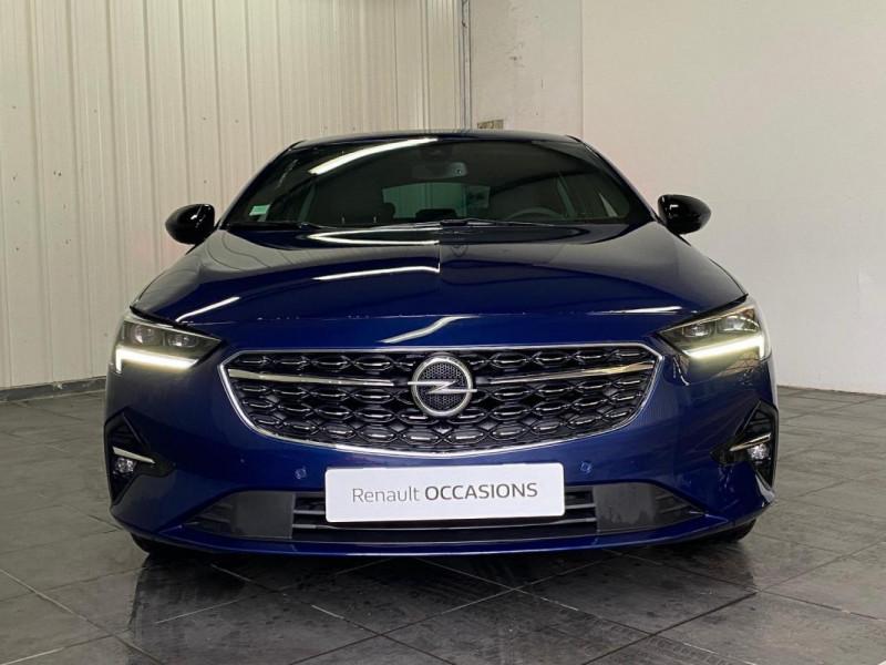 Opel Insignia GRAND SPORT 1.5 Diesel 122 ch BVA8 Bleu occasion à CONCARNEAU - photo n°11