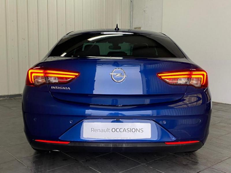 Opel Insignia GRAND SPORT 1.5 Diesel 122 ch BVA8 Bleu occasion à CONCARNEAU - photo n°12