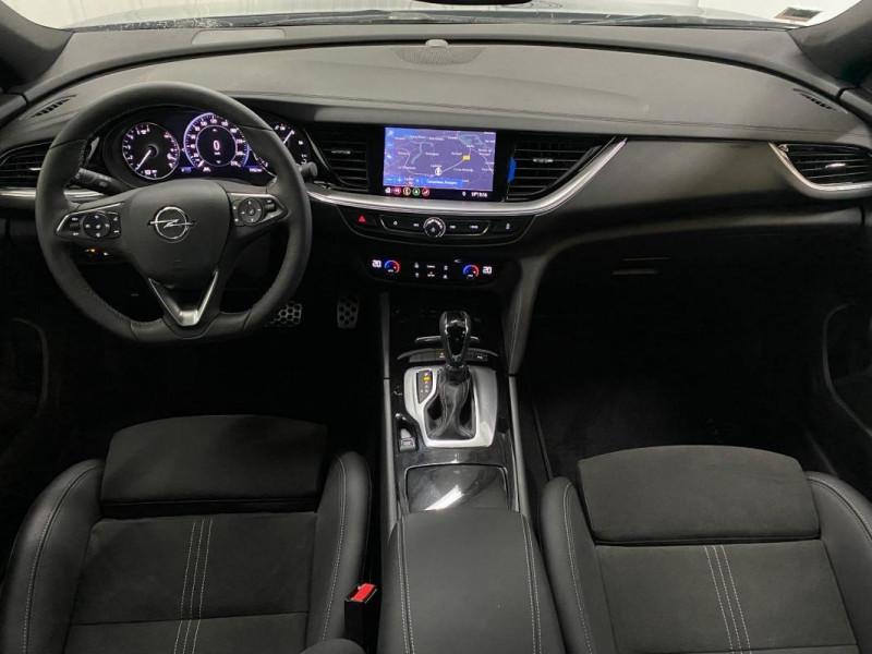 Opel Insignia GRAND SPORT 1.5 Diesel 122 ch BVA8 Bleu occasion à CONCARNEAU - photo n°3