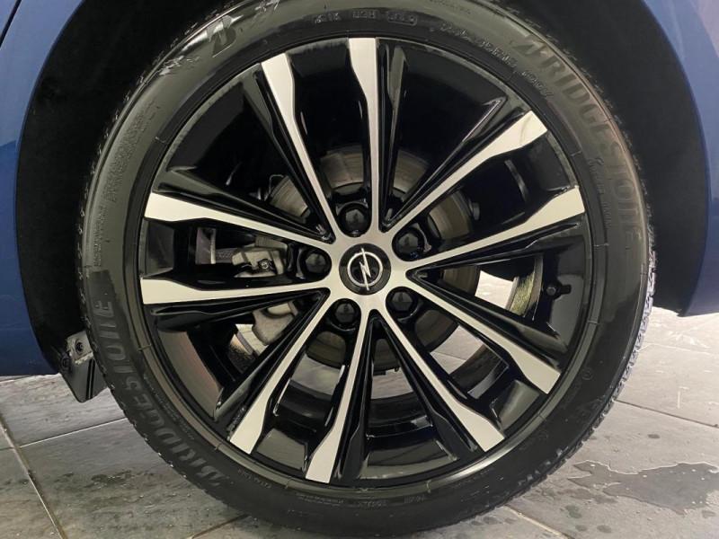 Opel Insignia GRAND SPORT 1.5 Diesel 122 ch BVA8 Bleu occasion à CONCARNEAU - photo n°8