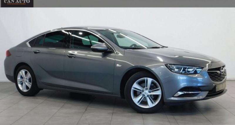 Opel Insignia Grand Sport 1.6 D 136ch Elegance Gris occasion à RIGNIEUX LE FRANC