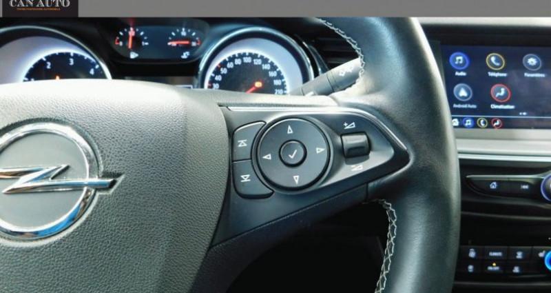 Opel Insignia Grand Sport 1.6 D 136ch Elegance Gris occasion à RIGNIEUX LE FRANC - photo n°7